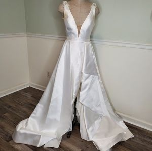 Evening Prom Pageant Wedding Gown
